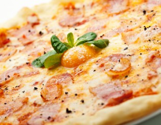 hauspizza
