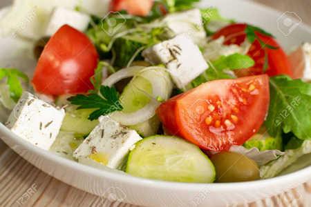 Çoban Salatası / Hirtensalat