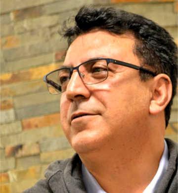Portrait Mahmut Oezdemir